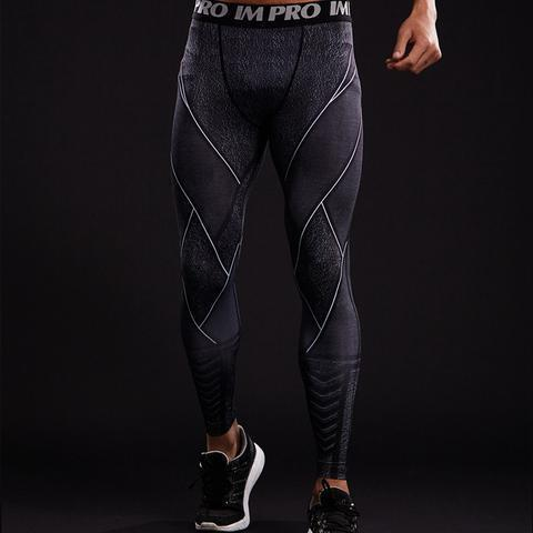 "Men's The Flash ""Zoom"" Compression Leggings Grappling Spats-RashGuardStore"