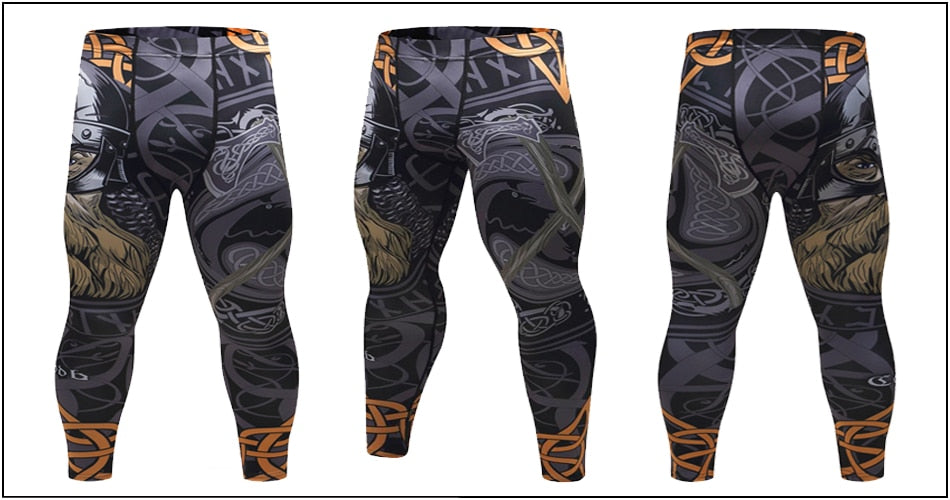 Viking Compression Elite Short Sleeve Rashguard Set