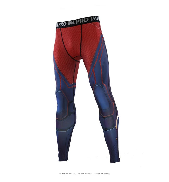 Women's Danvers 'End Game' Compression Leggings Spats