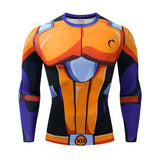 Kamehacon Koshi Long Sleeve Compression Rashguard