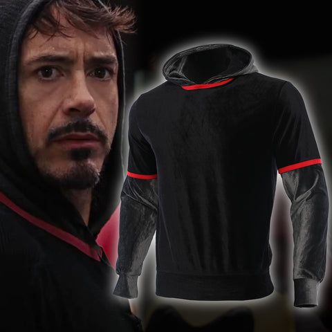 Men's Iron Man 2 Premium Pullover