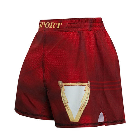 Men's Shazam Muay Thai Boxing Shorts