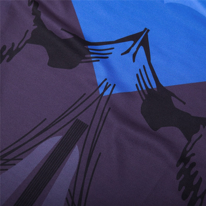 Nightwing Compression 'Serious' Short Sleeve Rashguard