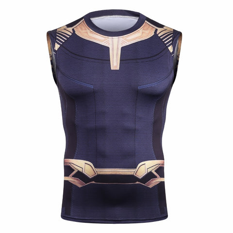 Mad Titan Armor Compression Tank Top