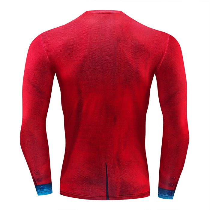 The Joker Compression 'Joaquin Phoenix | Arthur Fleck' Long Sleeve Rashguard