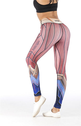 Women's Wonder Woman 'Fit' Leggings