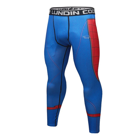 Men's Spider 'Classic' Elite Compression Leggings Spats