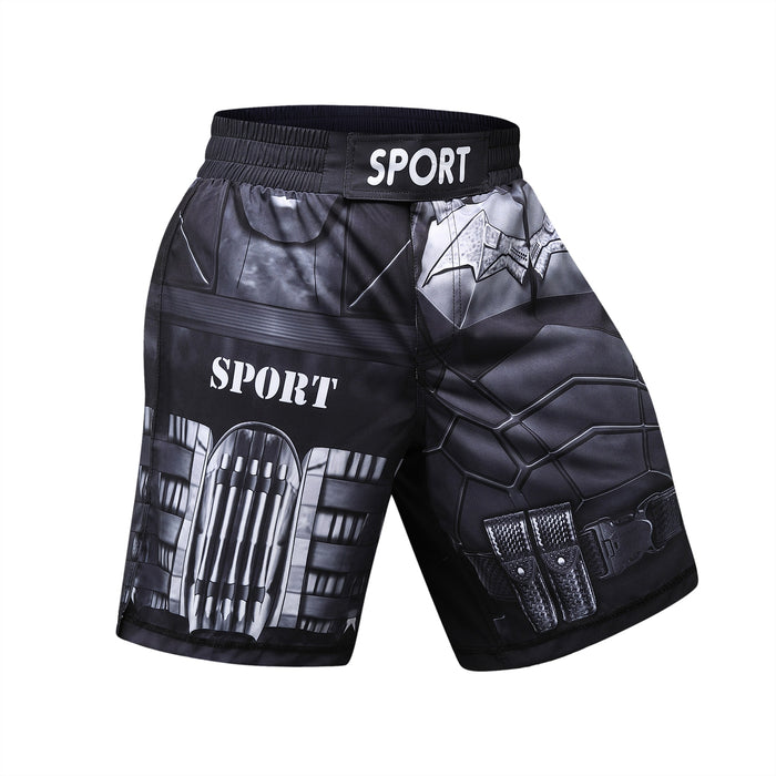The Batman Fight Shorts