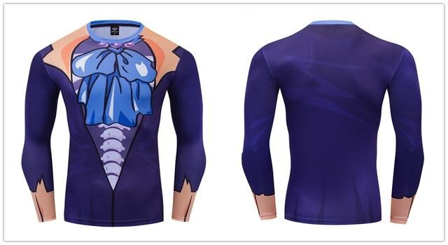 One Piece Compression 'Brook' Premium Long Sleeve Rashguard