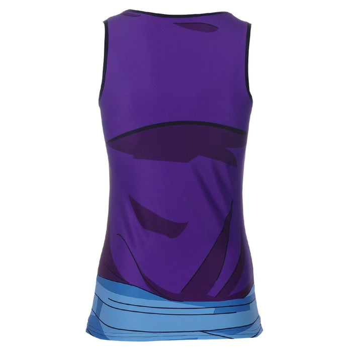 Women's Dragon Ball Z Compression 'Gohan' Compression Tank Top