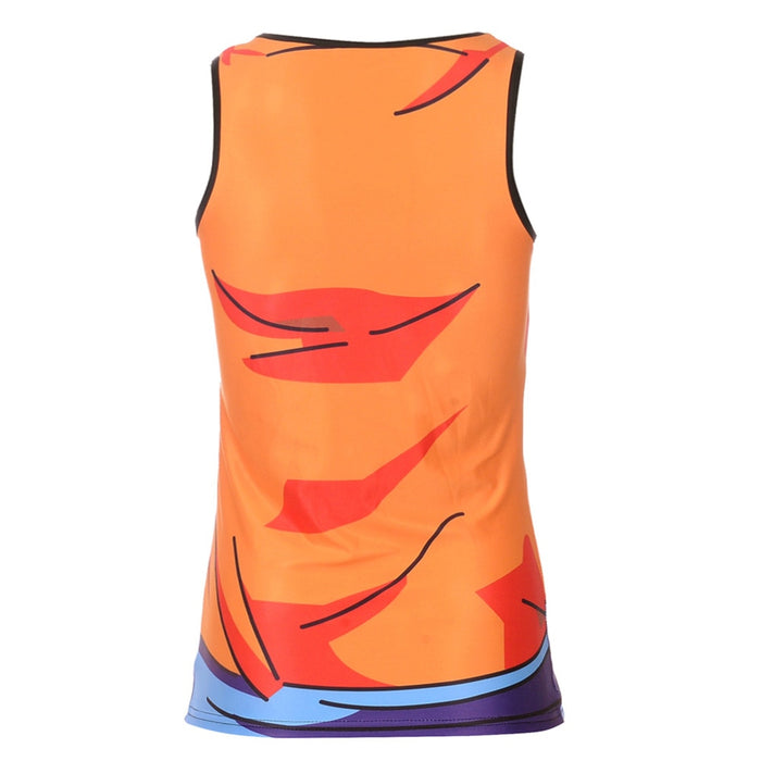 Women's Dragon Ball Z Compression 'Super Saiyan Goku' Compression Tank Top
