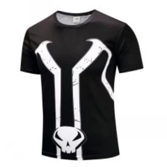 Spawn Dri-Fit Rashguard Shirt
