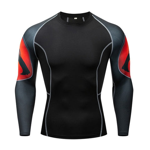Thundercats Compression Long Sleeve Rashguard