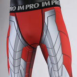 Men's Iron Man Leggings 'MK5' Compression Spats