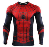 Spiderman 'Far From Home' Compression Set-RashGuardStore