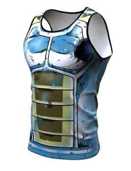Vegeta Ssb Limit Breaker Dragon Ball Z Tank Top-RashGuardStore
