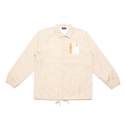 MFP COACHES JACKET (KHAKI)