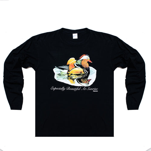 SUNRISE LONG SLEEVE (BLACK)