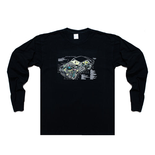JOY RIDE LONG SLEEVE (BLACK)