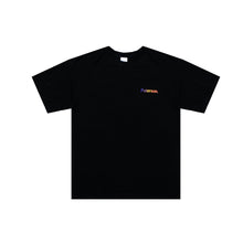 COURT CROP T SHIRT (BLACK)