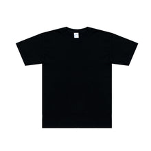CHIC POCKET T SHIRT (BLACK)