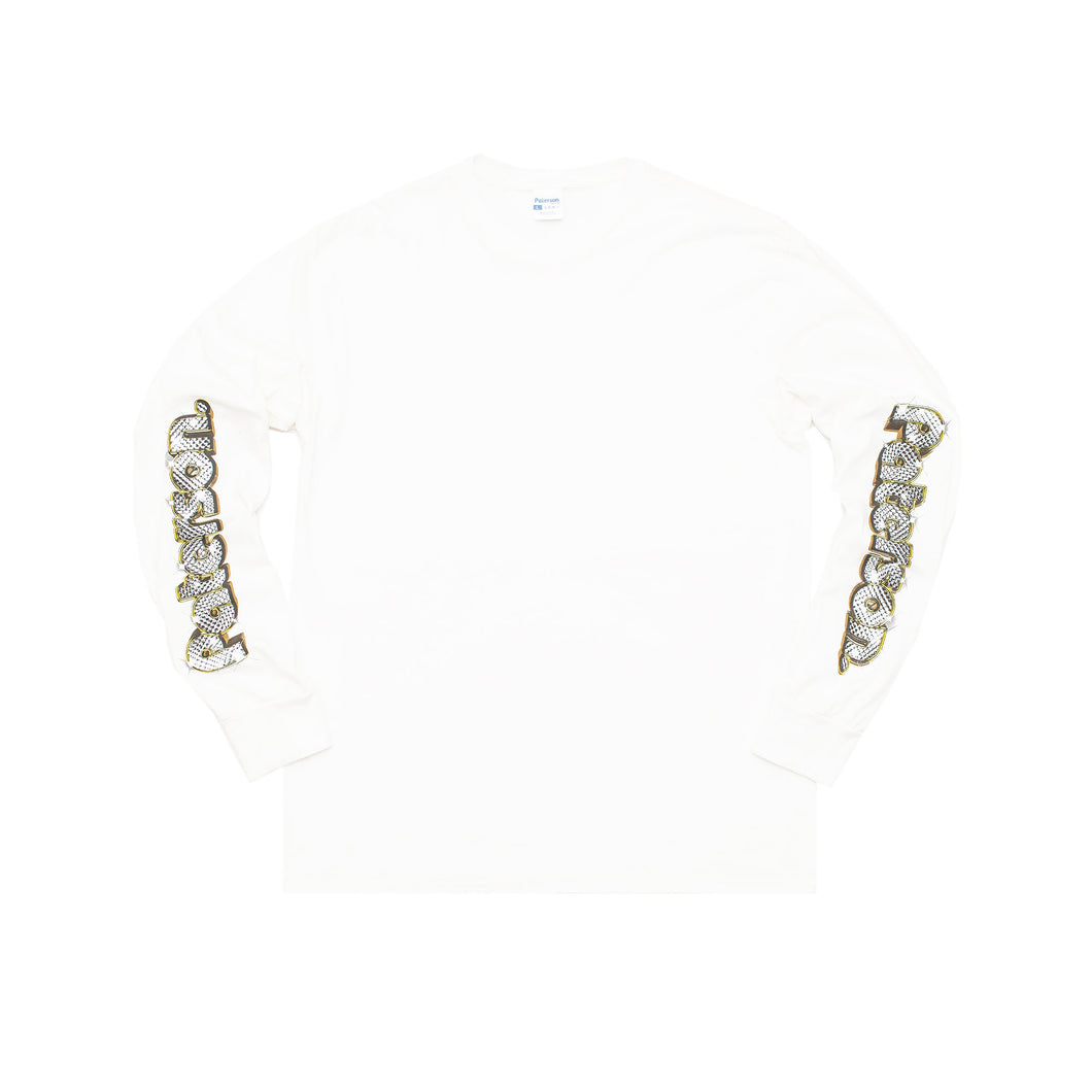 Fire & Ice L/S (White)