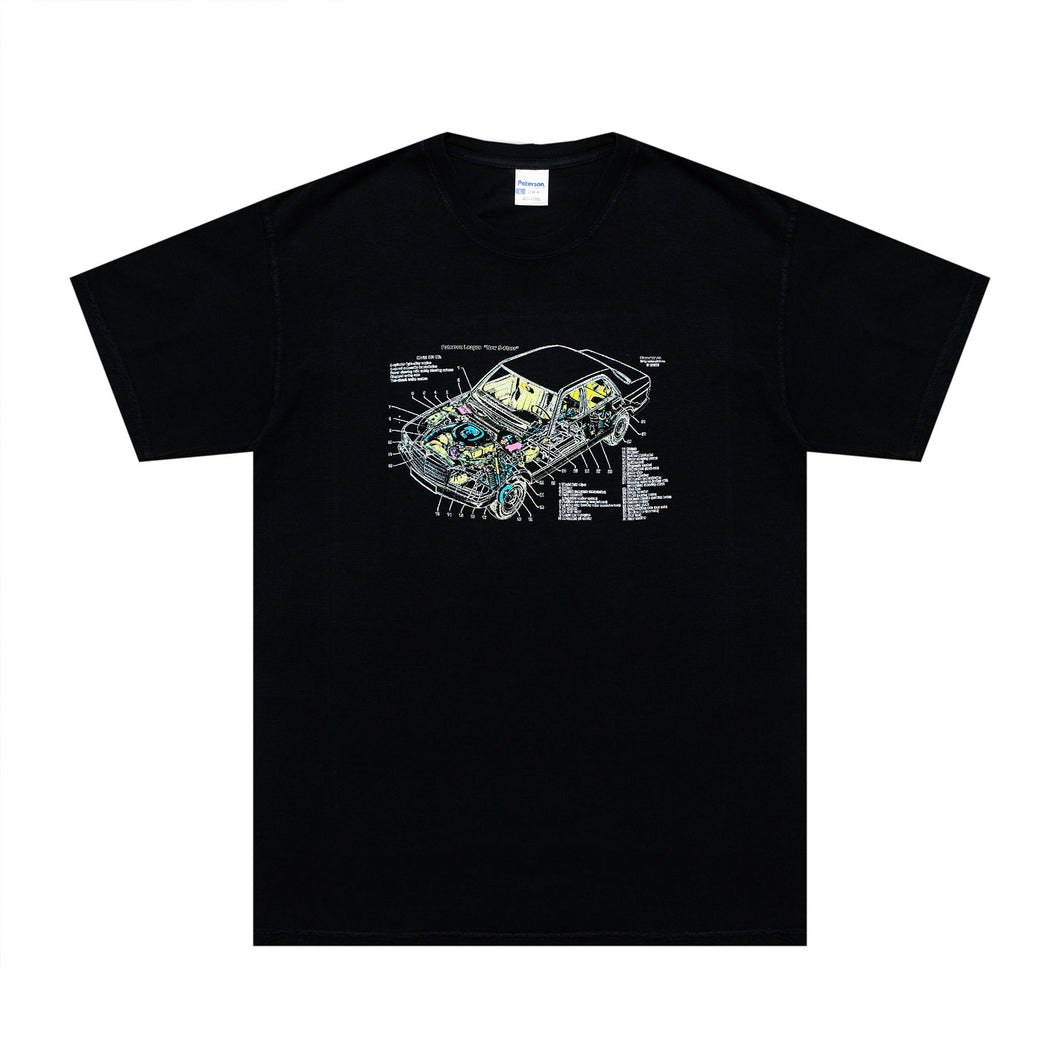 JOY RIDE T SHIRT (BLACK)