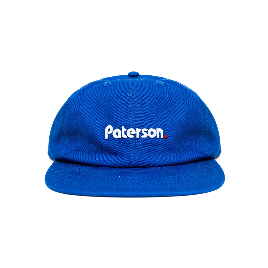 OG LOGO UNSTRUCTURED 5 PANEL (BLUE)