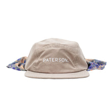 LAKESIDE 5 PANEL CAMP CAP (w/ REMOVEABLE DRAPE)