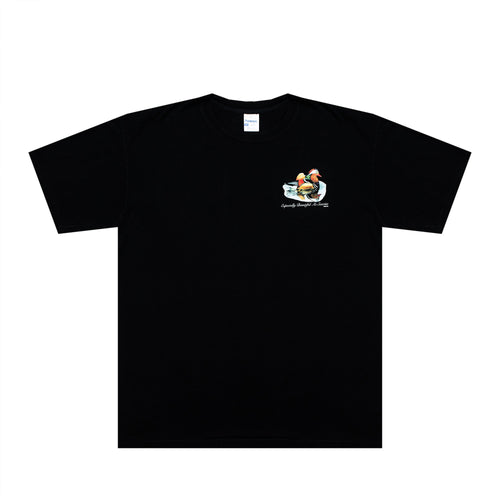 SUNRISE T SHIRT (BLACK)