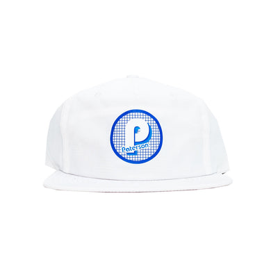 Advantage Nylon Cap (White)