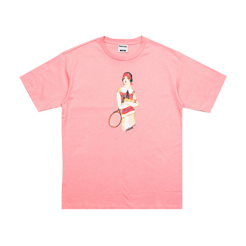 Singles SS Tee (Pink)