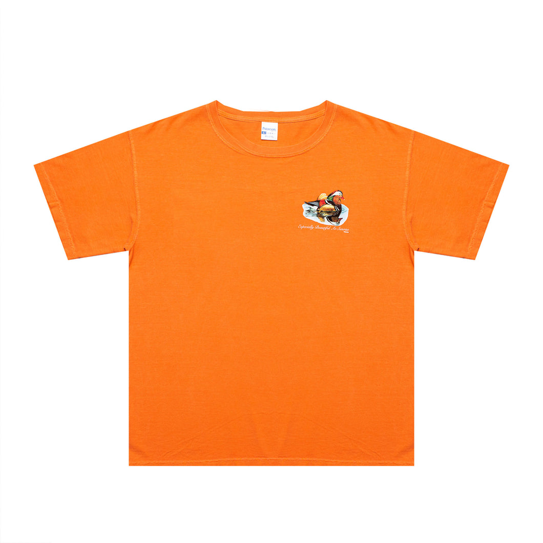 SUNRISE TEE (PALE ORANGE)