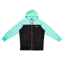 Hillside Zip Up Jacket (Black)