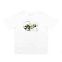 JOY RIDE T SHIRT (WHITE)