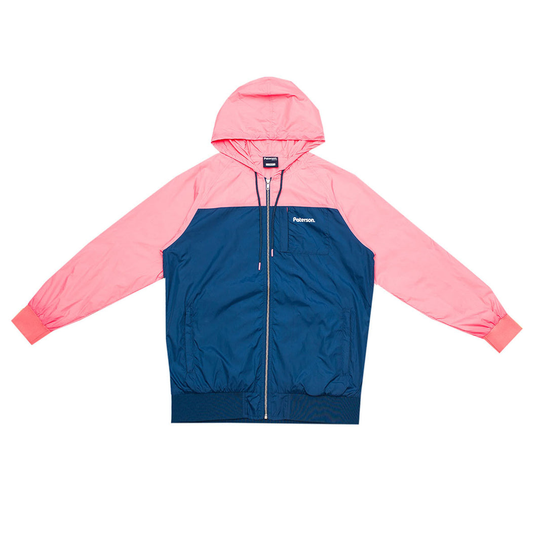 Hillside Zip Up Jacket (Navy)