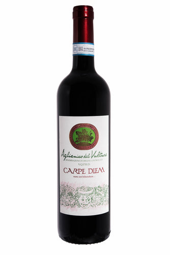 Carpe Diem - Aglianico DOC 2011