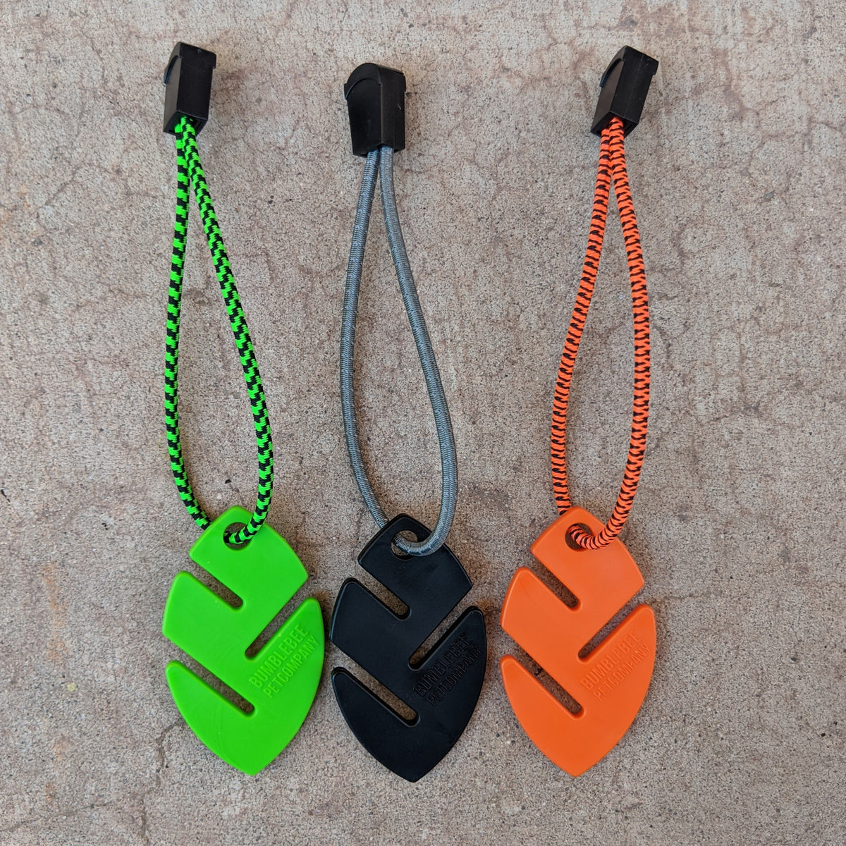 Set of 3 Tagalongs - Hands Free Poop Bag Carry Clip