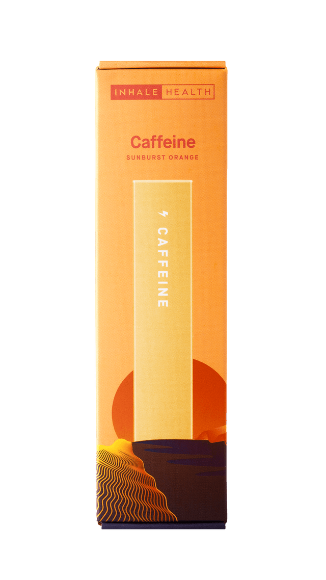 Caffeine Sunburst Orange