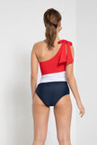 F1803-Red Wht Navy
