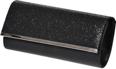 Glitter - Satin - Clutch - ADORE by Lexus