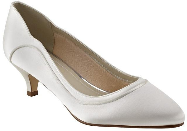 Comfortable bridal shoes uk