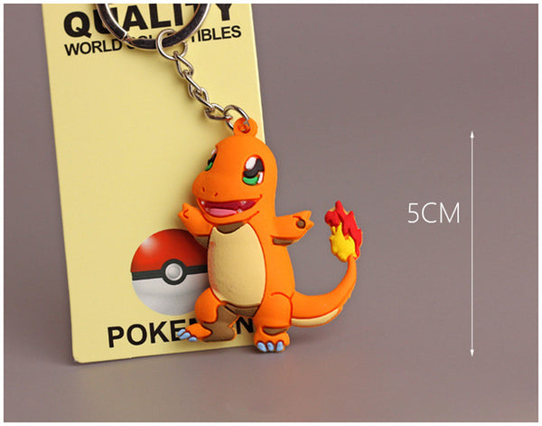 Anime Warehouse | Charmander - 3D Pokemon Go Keychains