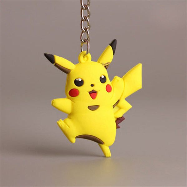 Anime Warehouse | Pikachu - 3D Pokemon Go Keychains