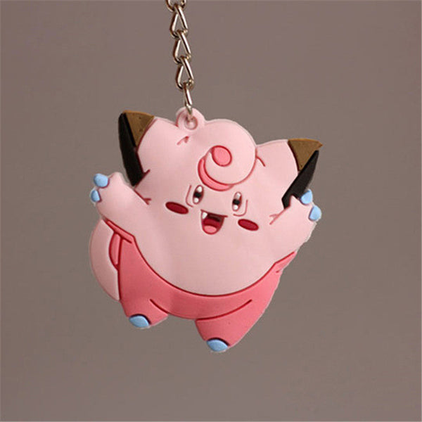 Anime Warehouse | Crefairy - 3D Pokemon Go Keychains