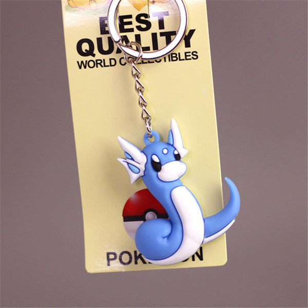 Anime Warehouse | Dratini - 3D Pokemon Go Keychains