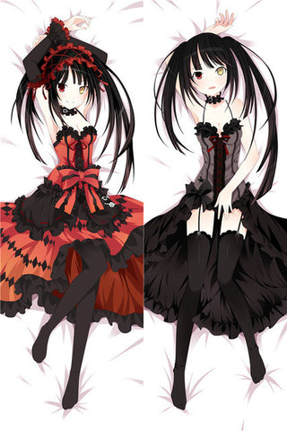 Kurumi Tokisaki Double-sided Sexy Body Pillow Cover - Date a Live Dakimakura