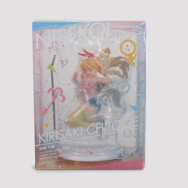 Anime Warehouse | Chitoge Kirisaki Jumping - Nisekoi/False Love Anime PVC Figure Box
