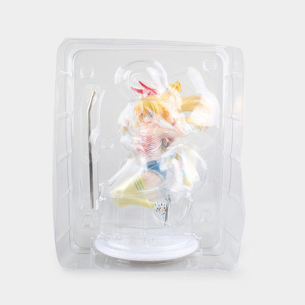Chitoge Kirisaki Jumping - Nisekoi/False Love Anime PVC Figure