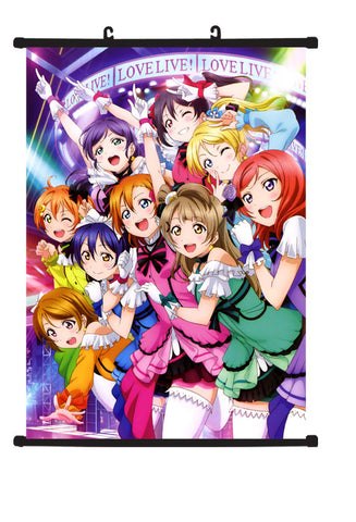 Anime Warehouse | Love Live Anime Wall Scroll Poster